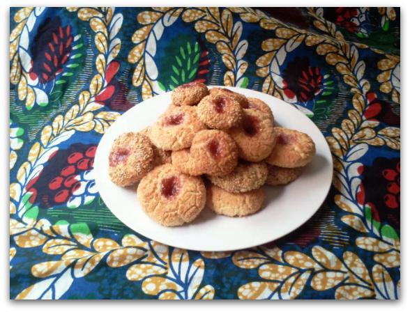 Receta de galletas: Ghoribas