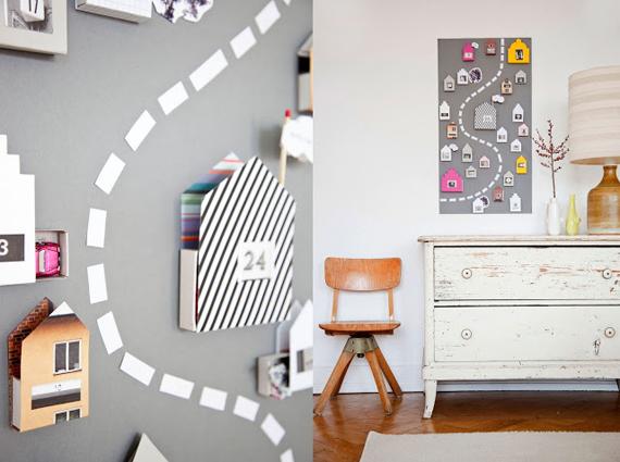 8 Ideas para hacer un calendario del Adviento