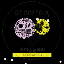 #Decopedia: la pequeña gran fiesta de la decoración, ¿te apuntas?