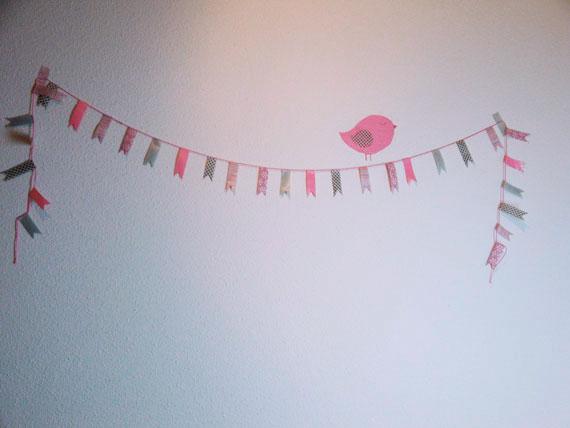 #decopedia2: La decoración low cost de la habitación de mi hija