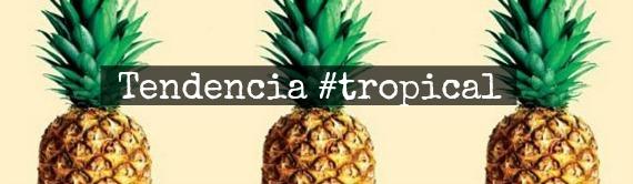 Locuron tropical: piñas, palmeras, flamencos y demás estampado exótico…