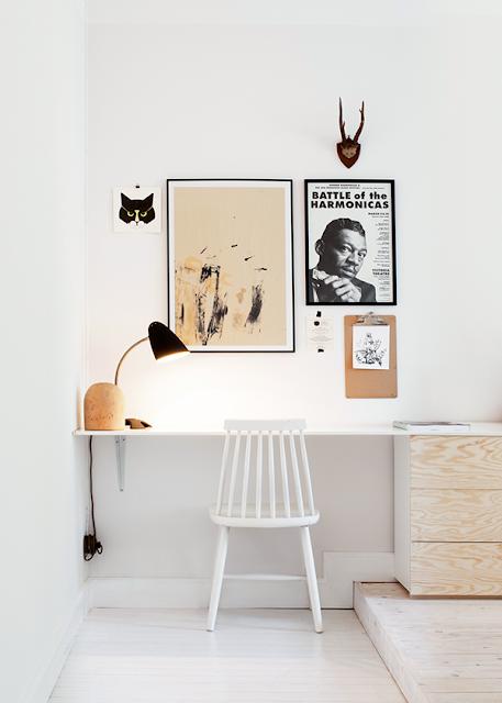 Inspiración: 7 escritorios, 7 estilos + resultado sorteo