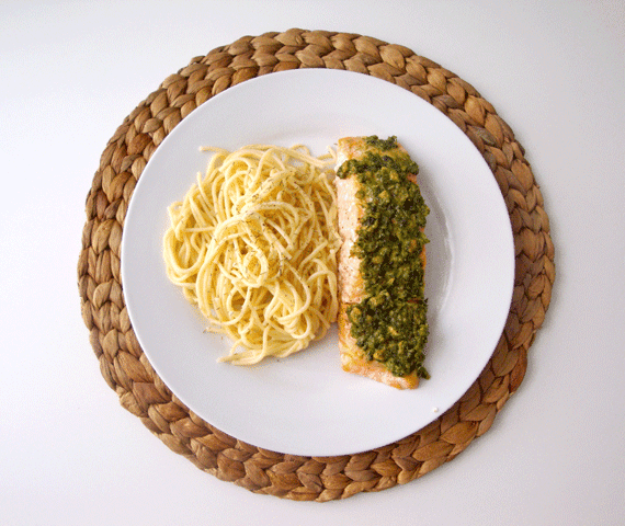 salmon-pesto-yocomobien