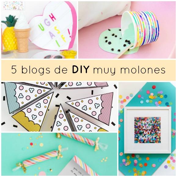 Inspiración: 5 blogs increíbles de DIY & Fiestas