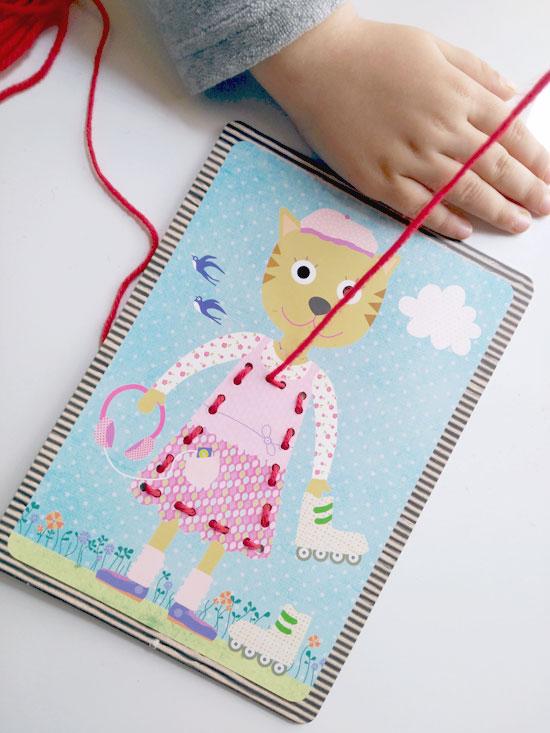manualidades-coser-cartas