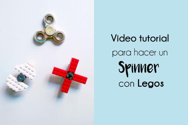 Video tutorial: cómo hacer un spinner con legos y ser el rey del patio