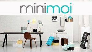 Publicidad tienda decoración Minimoi