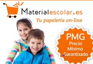 Publicidad tienda online materialescolares.es