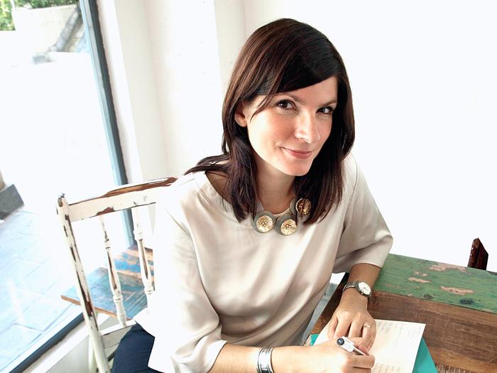 Anne Lise Ghirardi autora del blog Fdefifi